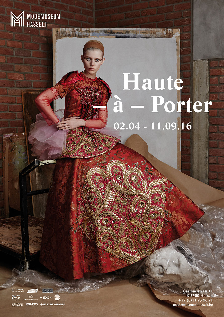 "Borders are a hot topic these days: At the same time that walls are being erected in Europe and being debated among Republicans here in the States, they are being broken down in fashion where fluidity—of gender, of access, of category—is currently the rage. ""Haute-à-Porter,"" a timely new exhibition opening April 2 at the Fashion Museum Hasselt in Belgium, charts the flow of inspiration and the changing boundaries between couture and ready-to-wear. Included in the show are garments and photographs by dozens of creators from the 1980s to today. The accompanying catalog includes interviews with leading tastemakers and journalists, including Vogue Runway's own Nicole Phelps. It's curated by Filep Motwary, who has worked as a (costume) designer, blogger, photographer, stylist, editor, and journalist—""I'm doing many thing at the same time, this is who I am,"" he says—and brings this real life experience into a museum setting. (Yet another threshold crossed.)"