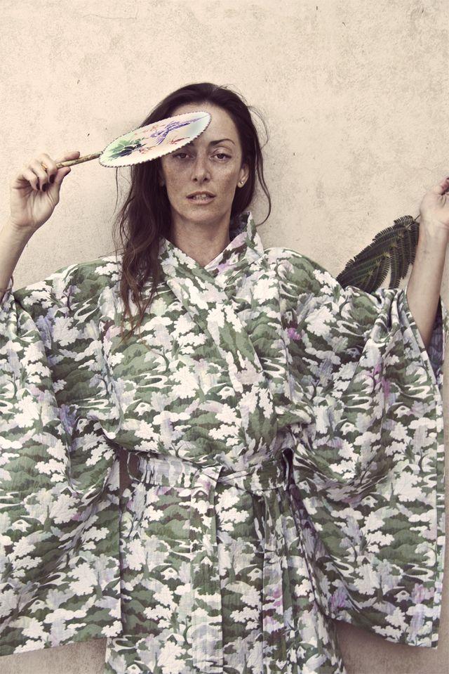 MARA DESYPRIS Kimono and Photography © Filep Motwary