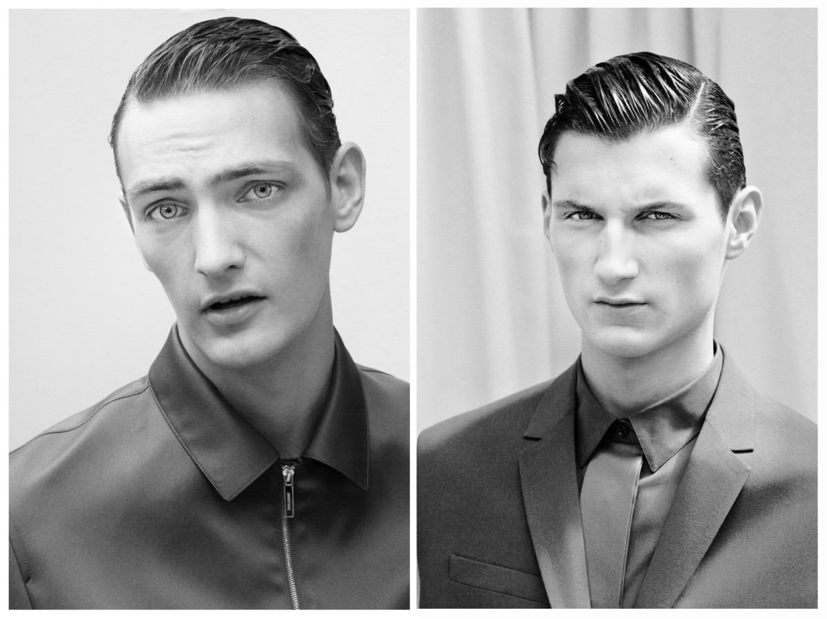 DIOR HOMME Photography Filep Motwary