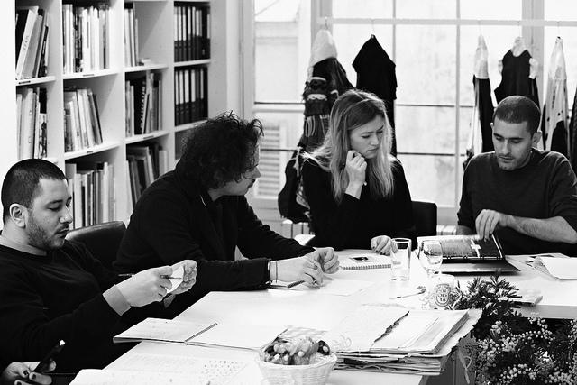 Filep Motwary, Maurice Scheltens, Liesbeth Abbenes et Felipe Oliveira Baptista by René Habermacher ©