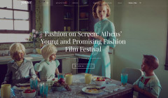 Fashion on Screen- Athens' Young and Promising Fashion Film Festival