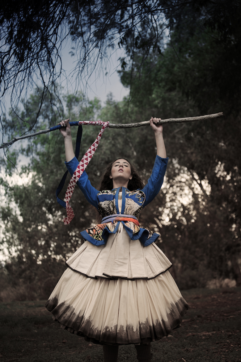 VAL IN THE VALLEY Photography and Costumes by Filep Motwary Make-Up Elena Tsangaridou Assisted by Kiki Patsali