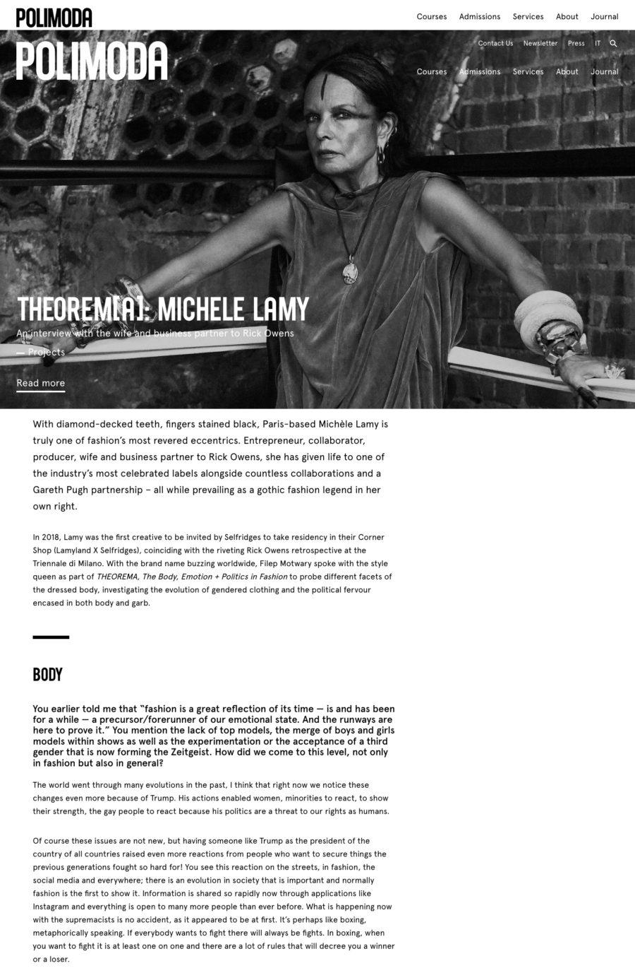 michelle lamy filep motwary book theorema
