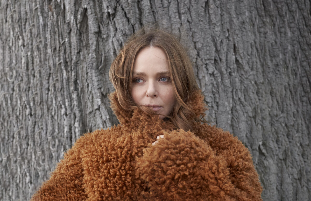 """This is a re-post from Vogue Greece. S for Stella: """"Since I can remember myself, I have been actively supporting animal rights, both personally but also through my company, where we do not use fur, feathers, or leather"""". Consistent to her values, Stella McCartney continues to serve high fashion in a sustainable way. Read her exclusive interview by Vogue Greece's editor at large, Filep Motwary HERE The story was published in Vogue Greece, issue September 2021."""